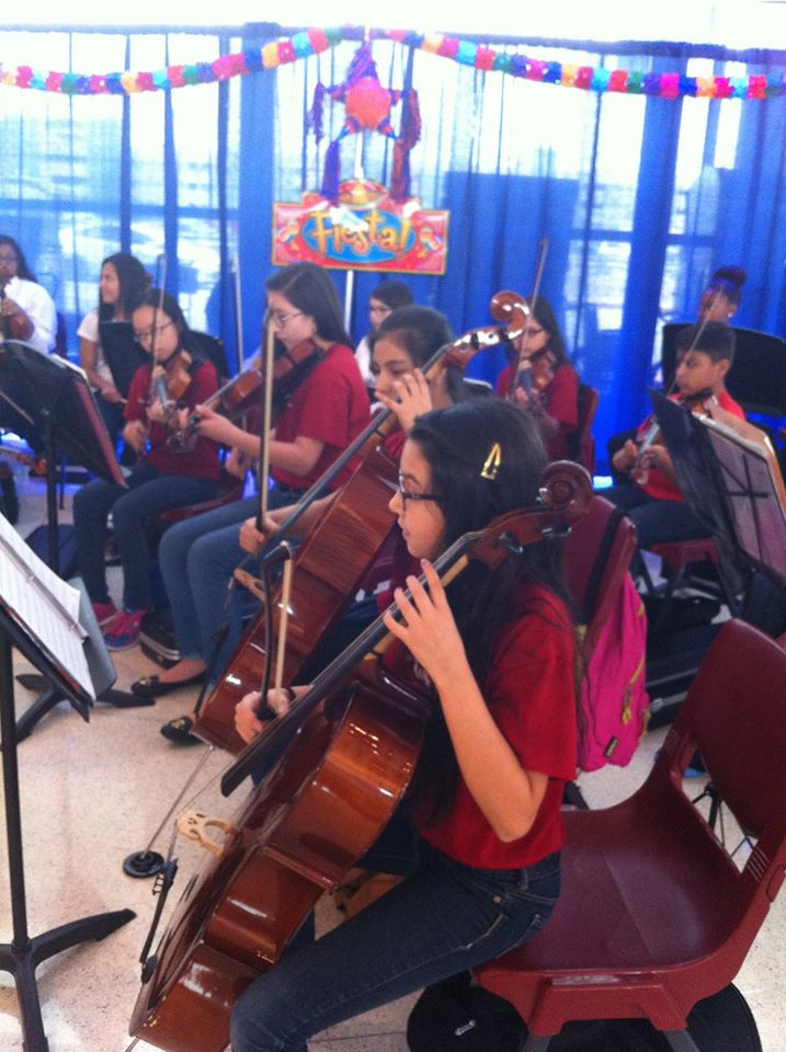 Fiesta Music Festival - Middle School Orchestra