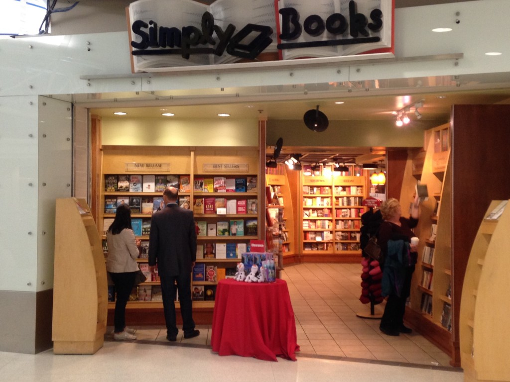 Simply Books Terminal A