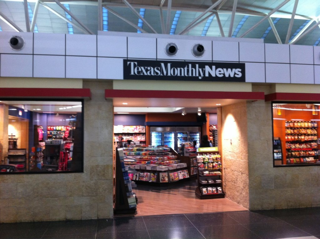 Texas Monthly News