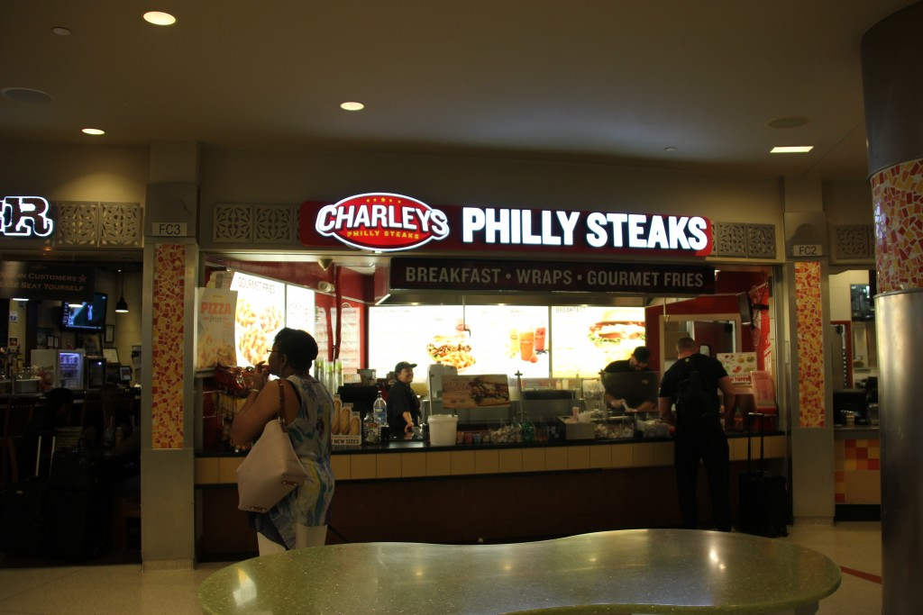 TB - Charley's Philly Steaks - Storefront